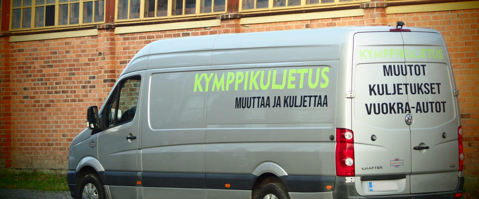 Joustava & luotettava kuljetus- ja muuttopalvelu Suomessa ja Pohjoismaissa